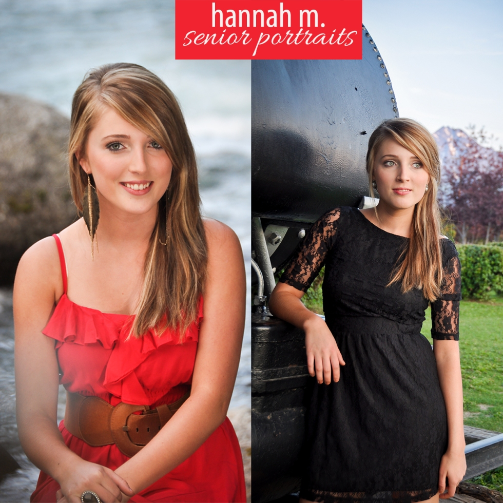 Hannah Senior Pictures